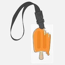 Creamsicle Luggage Tag