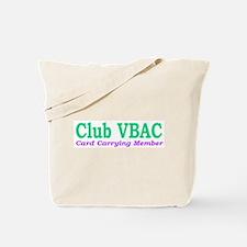VBAC Member Tote Bag