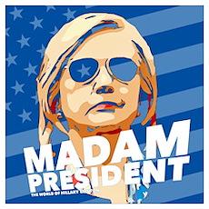 Madam President Poster