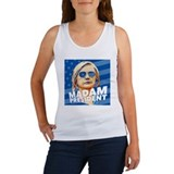Hillary clinton Women's Tank Tops