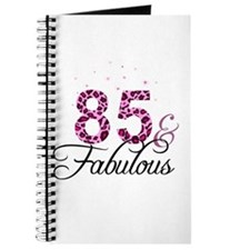 85 and Fabulous Journal