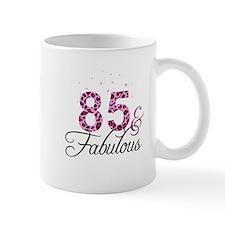 85 and Fabulous Mugs