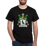 Boivin Family Crest Dark T-Shirt