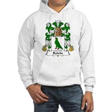 Boivin Family Crest Hoodie