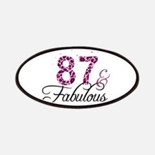 87 and Fabulous Patch