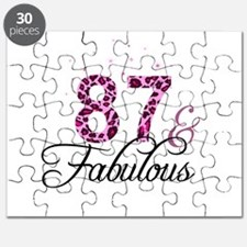 87 and Fabulous Puzzle