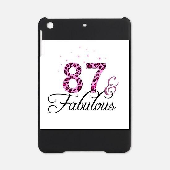 87 and Fabulous iPad Mini Case