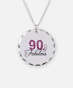 90 and Fabulous Necklace