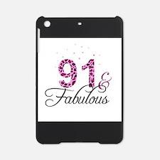 91 and Fabulous iPad Mini Case