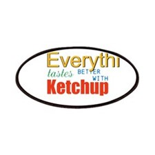 Better With Ketchup Patch