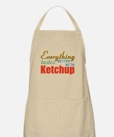 Better With Ketchup Apron