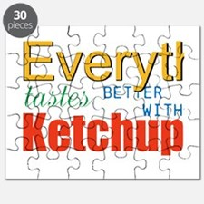 Better With Ketchup Puzzle