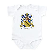 Boisson Family Crest Infant Bodysuit
