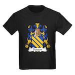 Boisson Family Crest Kids Dark T-Shirt