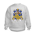 Boisson Family Crest Kids Sweatshirt