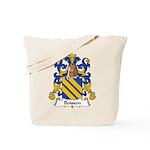 Boisson Family Crest Tote Bag