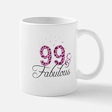 99 and Fabulous Mugs