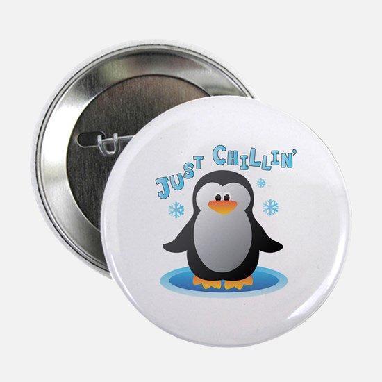 """Just Chilin 2.25"""" Button (10 pack)"""