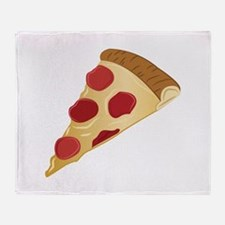 Pizza Slice Throw Blanket