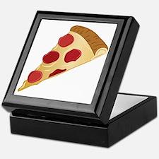 Pizza Slice Keepsake Box