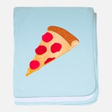 Pizza Slice baby blanket