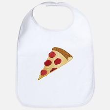 Pizza Slice Bib
