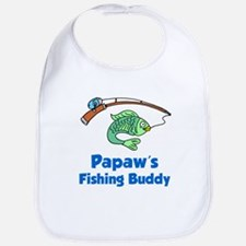 Papaws Fishing Buddy Bib