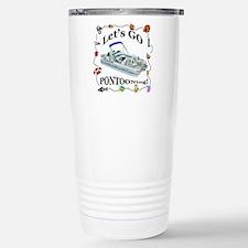 Funny Boat Travel Mug
