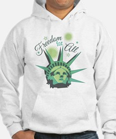 Freedom For All Hoodie