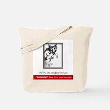 Cute El chupacabra Tote Bag