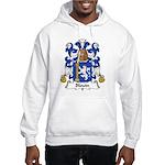 Blouin Family Crest Hooded Sweatshirt