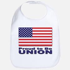 Proud to be Union Bib