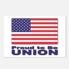 Proud to be Union Postcards (Package of 8)
