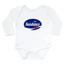 Sundance Ski Resort Utah oval Body Suit