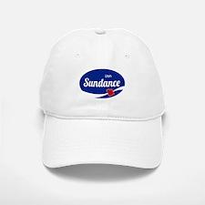 Sundance Ski Resort Utah oval Baseball Baseball Cap