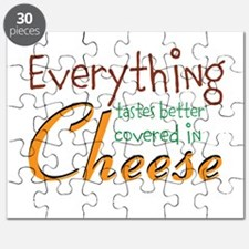 Covered In Cheese Puzzle