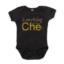 Covered In Cheese Baby Bodysuit