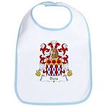 Blois Family Crest Bib