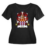 Blois Family Crest Women's Plus Size Scoop Neck Da