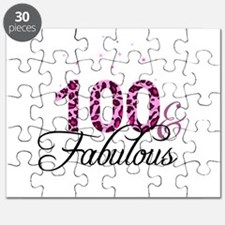 100 and Fabulous Puzzle