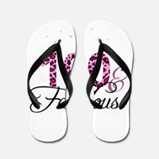 100 and Fabulous Flip Flops