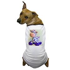 Purple Cow Dog T-Shirt