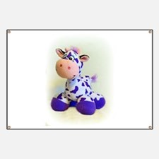 Purple Cow Banner