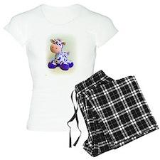 Purple Cow Pajamas