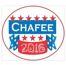 lincoln chafee Poster