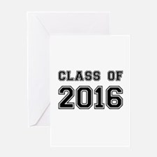 Class of 2016 Greeting Cards