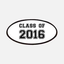 Class of 2016 Patch
