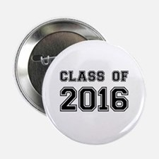 """Class of 2016 2.25"""" Button (10 pack)"""