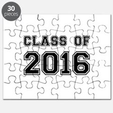 Class of 2016 Puzzle