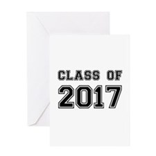 Class of 2017 Greeting Cards
